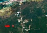 Excelente terreno al norte de merida paraiso maya 2.923 m² m2