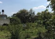 Excelente terreno plano en yautepec morelos 1.500 m² m2