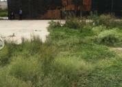 Excelente terreno para negocio o casas texcoco