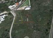 Excelente terreno en privada para invertir al norte de merid 2.321 m² m2