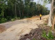 Excelente Terreno en Venta en Tulum 392 m² m2