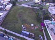 Excelente terreno en venta en tlahuac en tláhuac