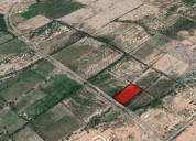 Se vende terreno