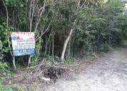 Excelente terreno cerca del aeropuerto de cancun 311 m² m2