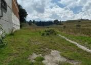 terreno campestre en santa cruz cuahutenco