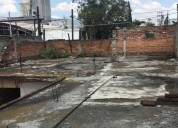 Excelente terreno zona industrial en ecatepec de morelos
