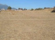 Excelente terreno san miguel topilejo tlalpan 2.000 m² m2