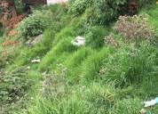 Terreno lerma san miguel ameyalco 170 m² m2