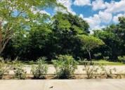 terreno en country club yucatan privada.