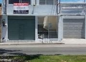 Se renta bodega ideal para oficina en calle 47 en carmen
