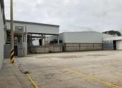 Oficinas con nave industrial en renta dentro del puerto industrial lag en carmen