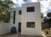casa en venta en merida lindavista excelente zona con servicios 3 dormitorios 160 m2