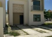 Rento casa en fraccionamiento mar azul 3 dormitorios 200 m2
