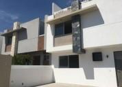 Kl casa venta nueva con roof garden zibata qro 3 dormitorios 136 m2