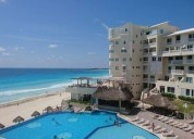 Departamento cancun plaza zona hotelera 1 dormitorios 40 m2
