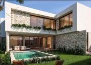 Estrene residencia en privada al norte de merida 3 dormitorios 438 m2