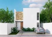 Casa en venta en fraccionamiento real montejo al norte de merida 3 dormitorios 189 m2