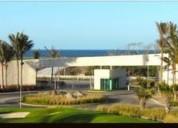 Dos riberas terreno en venta 598 mts vista al mar playa y hoyo 6 596 m2