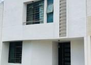 Vendo bonita casa en fracc cumbres de la pradera en leon gto 3 dormitorios 106 m2