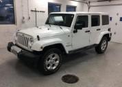 02 jeep wrangler unlimited 2014 (blanco y negro)