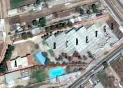 Oaxaca ciudad 16 terreno y 9 bodegas oficinas de construc 16400 m2
