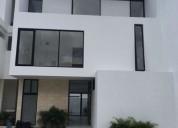 Aqua residencial casa 3 recamaras alberca nueva 3 dormitorios 146 m2