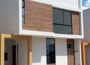 Lomas de la rioja casa en venta con jardin y estancia de tv c5 rb 3 dormitorios 160 m2