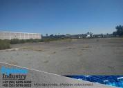 #tr3829 terreno en renta en cuautitlan