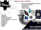 Medidores para agua / medidores de agua hidramex