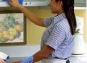 Domestica cocinera recamarera cuidadora niñera