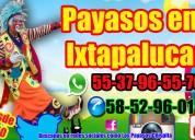 Concursos payasos show en ixtapaluca