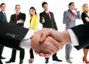 Promotor de ventas corporativo 20000 mensuales