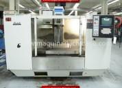 Centro de maquinado fadal vmc4020 en venta!