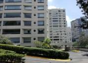 Departamento en renta en interlomas huixquilucan 3 dormitorios 220 m2