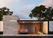 Bonita y moderna casa en cholul 3 dormitorios 395 m2