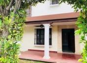 Excelente residencia en venta o renta al norte de merida campestre 3 dormitorios 360 m2