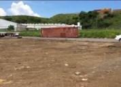 terreno en renta de 2 467 m2 en zona industrial de veracruz