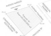 Terreno en venta en residencial palmiras 20000 m2