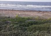 Terreno en venta con playa estado de veracruz 240000 m2