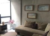 Renta departamento amueblado en polanco 2 dormitorios 180 m2
