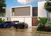 Venta de residencias en privada olivos cholul modelo 183 3 dormitorios 329 m2
