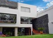 Casa a la venta en jardines del pedregal 4 dormitorios 500 m2