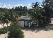 Palapa con vista al mar en km 22 carretera carmen puerto real 3 dormitorios 1012 m2