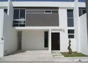 Casa en renta en fracc con alberca 2 dormitorios 100 m2