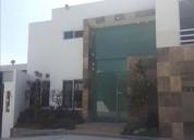 Moderna y amplia casa 5 recamaras en fraccionamiento exclusivo cholula 5 dormitorios 606 m2