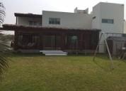 Casa de dos niveles ubicada en res azul en ciudad del carmen camp 4 dormitorios 650 m2