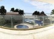 Cadp depto de playa con terraza con jacuzzi asoleadero y vista al mar 4 dormitorios 368 m2