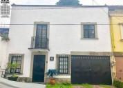 Preciosa casa en calle privada san diego churubusco 3 dormitorios 220 m2