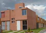 Hermosas casas la guadalupana huehuetoca