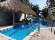 Cadp casa en acapulco diamante con club de playa y club de tenis 3 rec 3 dormitorios 150 m2